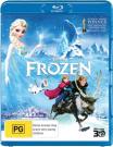 Frozen (3D Blu-ray) [Region B] [Blu-ray]