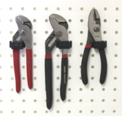 Wallpeg Craft & Tool Organiser Peg Hooks - Pegboard Box Style Peg Hooks 50 Lifetime Warranty Pegboard Hooks - AM-106B 2