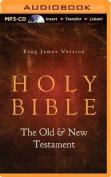 Holy Bible-KJV [Audio]