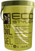 ECOCO Eco Style Gel, Olive Oil, 2370ml