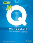 Maths Quest 9 for the Australian Curriculum 2E & eBookPLUS
