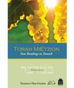 Torah Mietzion: Bamidbar
