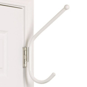 Household Essentials Hinge-It Spacemaker Double Hooks