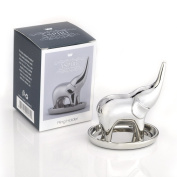 Aspire Baby Elephant Ring Holder, Elegant Jewellery Stand, Gift Idea