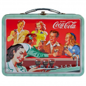 Coca Cola - Picnic Metal Lunch Box