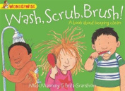 Wash, Scrub, Brush