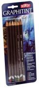 Pencil 6-Colour Set
