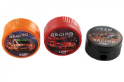 Racing Themed Pencil Sharpener Display Assortment