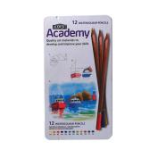 Watercolour Pencil 12-Colour Tin Set