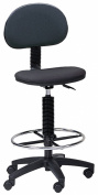 Multi-task Drafting Chair with Foot Ring