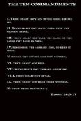 The Ten Commandments Journal