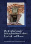 Die Inschriften Des Bundeslandes Tirol, Teil 1 [GER]