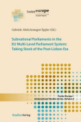 Subnational Parliaments in the Eu Multi-Level Parliamentary System