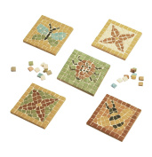 Make Your Own Mosaic Coasters
