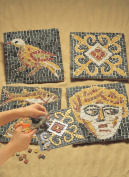 Make Your Own Mosaic Tile - Dark