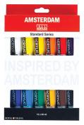 12-Colour Paint Set, 20ml