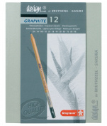 GRAPHITE 12 PENCIL SET