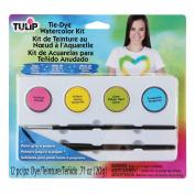 Watercolour Effect Bright Dye Kit