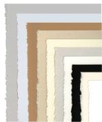 60cm x 30 Blue Versatile Artist Paper