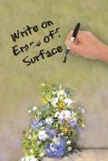 Large Vase of Flowers by Renoir Dry Erase Image Board