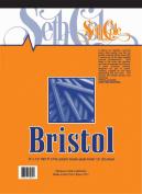 23cm x 30cm Smooth Finish Bristol Board Pad