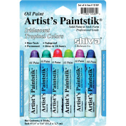 Oil Paint Artist Colour 6-Piece Iridescent Tropical Set