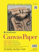 23cm x 30cm Glue Bound Canvas Paper Pad