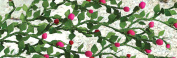 Architectural Model 6.4cm x 5.1cm Rose Vines, 3-Pack