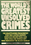 The World's Greatest Unsolved Crimes [Paperback]