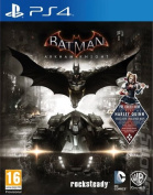 Batman: Arkham Knight [Region 2] [Blu-ray]