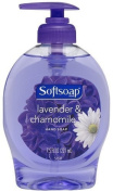 Softsoap Liquid Pump Lavender & Chamomile, Soothing Scent, 220ml Pump Bottle