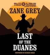 Last of the Duanes [Audio]