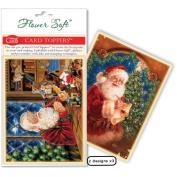Katy Sue Designs Card Topper - Christmas-Workshop Santa