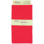 Fabric Palette 2yd Pre-Cuts 110cm x 180cm 100% Cotton-Red