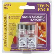 Candy & Baking Flavouring .3700ml Bottle 2/Pkg-Anise Oil