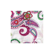 Fabric Palette Pre-Cuts 110cm Wide 100% Cotton 1/2yd-Punch of Paisley A