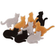 Dress It Up Embellishments-Country Cats