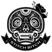 Fibre Flies Decals-Stitch Bitch