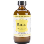 Bakery Emulsions Natural & Artificial Flavour 120ml-Banana