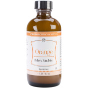 Bakery Emulsions Natural & Artificial Flavour 120ml-Orange