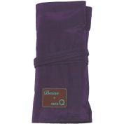 Denise Double Ended Crochet Hooks In A Della Q Case-Purple & Lavender