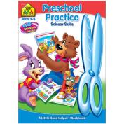 Workbooks-Preschool Practise Ages 3-5