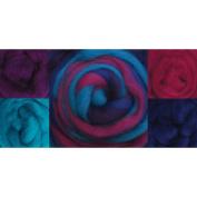 Wool Roving 30cm .740ml 8/Pkg-Jester