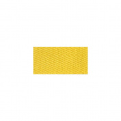 100% Cotton Twill Tape 2.5cm - 1cm X55 Yards-Yellow