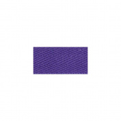100% Cotton Twill Tape 2.5cm - 1cm X55 Yards-Purple