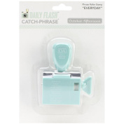 Daily Flash Catch Phrase Roller Stamp-Vol. 1 Everyday
