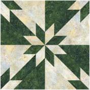 Go! Fabric Cutting Dies-Hunter Star 15cm