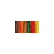 Multi-Purpose Coloured Craft String 29.5'-Darks