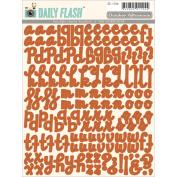 Daily Flash Vol. 2 Alpha Stickers-Shop Front Bonfire