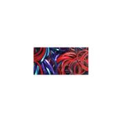 Loom Bands Value Pack 525/Pkg-Metallic Assortment